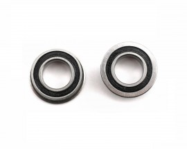 LOSA6948 - 8X14X4MM FLANGED RUBBER SEALED BALL BEARING