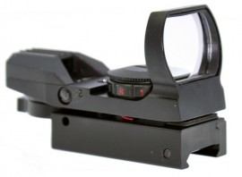 RED DOT MIRA HOLOGRÁFICA AEG 20MM P/ AIRSOFT MODELO TT-1079