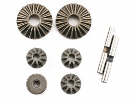 LOSA3502 - DIFFERENTIAL GEAR & SHAFT SET