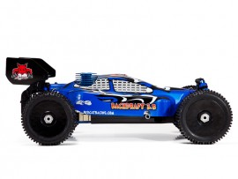 AUTOMODELO REDCAT BACKDRAFT 3.5 - 1/8 - AZUL