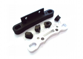 81058 - LOWER SUSPENSION ARM HOLDER P/ MODELOS 1/8