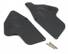 DER-110-L - LOSI 8IGHT BUGGY MUD GUARDS