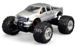BOLHA DE POLICARBONATO F-650 HD MONSTER P/ TRUCKS 1/8