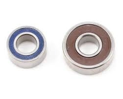LOSA6949 - CLUTCH BEARING SET (5X13X4MM & 5X10X4MM)