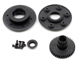 LOSA99423 - STARTER BOX WHEEL PULLEY SET LOSI
