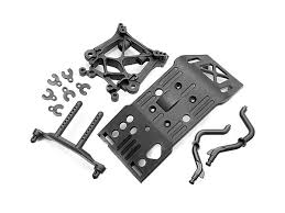 85234 - SKID PLATE, BODY MOUNT & SHOCK TOWER